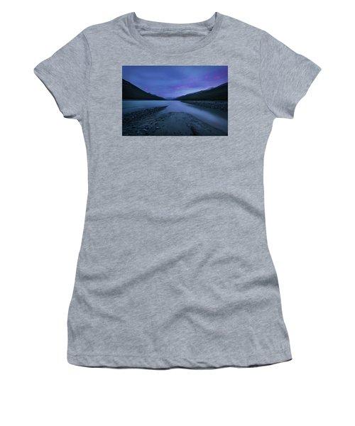 Sunwapta River Women's T-Shirt