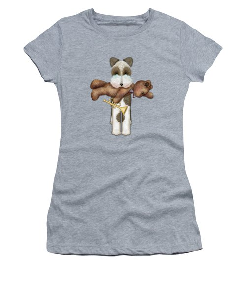 T Is For Terrier And Teddy Women's T-Shirt