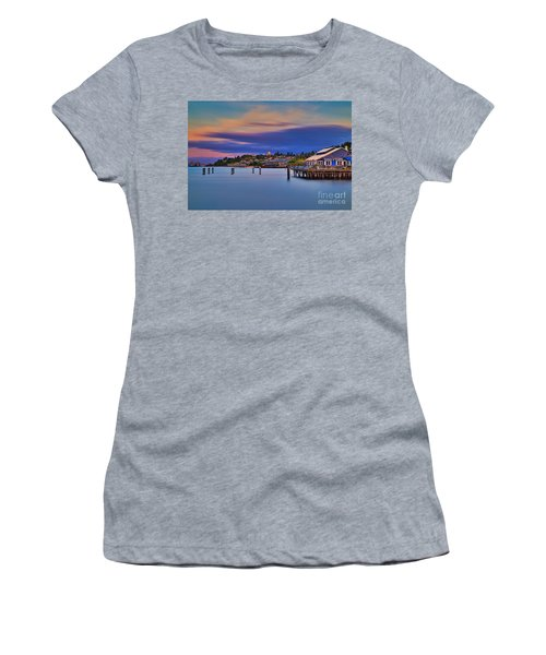 Tacoma, Point Ruston Women's T-Shirt