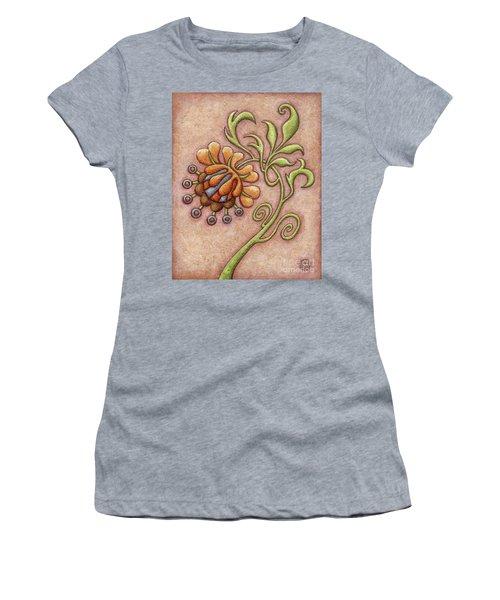 Tapestry Flower 10 Women's T-Shirt