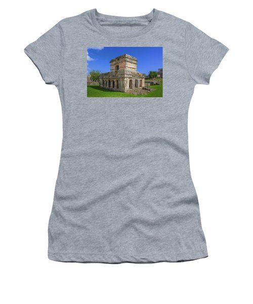 Temple Of The Frescoes Women's T-Shirt