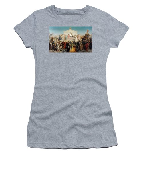 The Age Of Augustus And The Birth Of Jesus Christ Women's T-Shirt