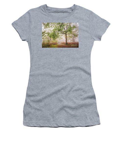 The Autumn Path Women's T-Shirt