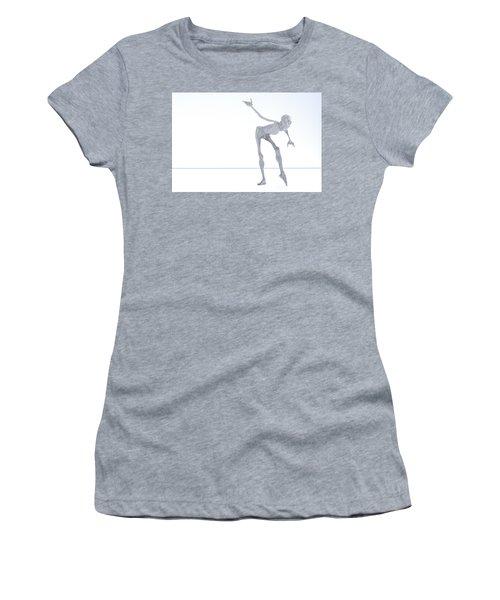 The Beautiful Lisa Bow 019 Women's T-Shirt