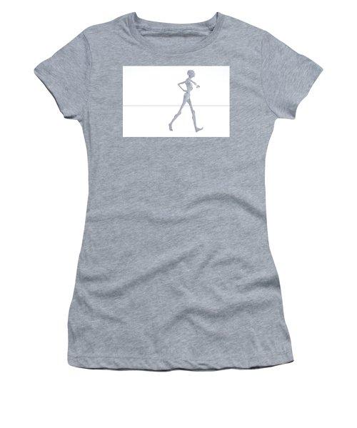 The Beautiful Lisa Strut 015 Women's T-Shirt