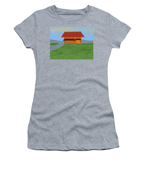 The Best Country Road Diner Women's T-Shirt