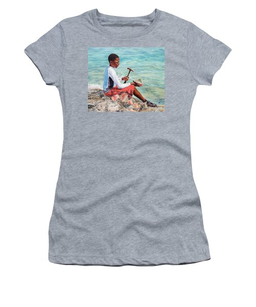 The Conch Boy Women's T-Shirt