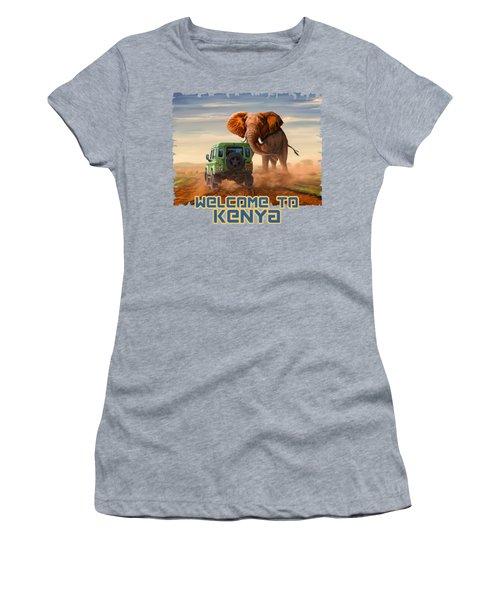 The Encounter Women's T-Shirt