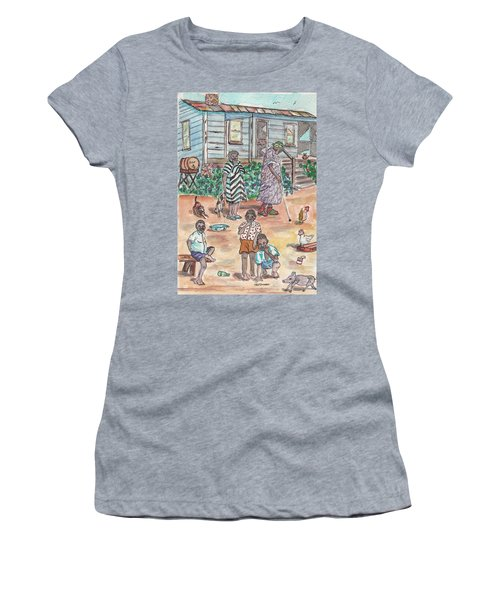 The Family On Magnolia Road Women's T-Shirt