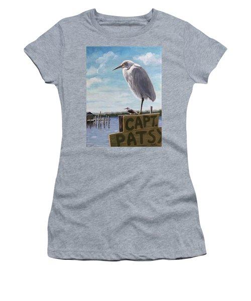 The Guardians - Florida Oil Painting Women's T-Shirt