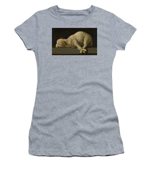 The Lamb Of God, Agnus Dei Women's T-Shirt