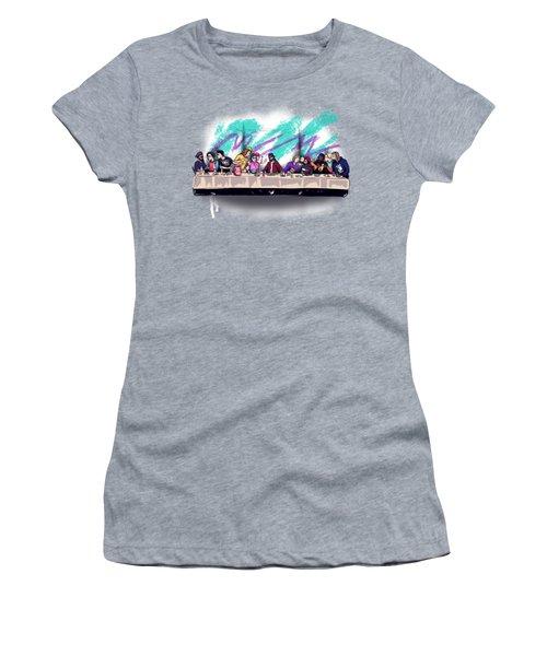 The Last 90s Supper Women's T-Shirt