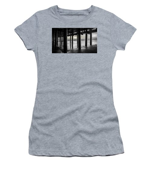 The Light Downunder - B And W Women's T-Shirt