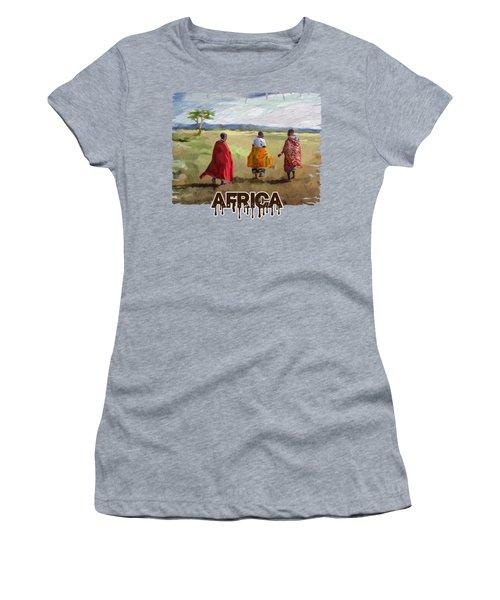 The Long Walk Women's T-Shirt
