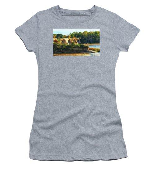 The Old Bridge  Women's T-Shirt
