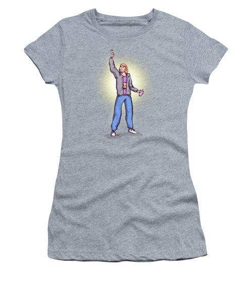 The Power Of Retirement  Women's T-Shirt
