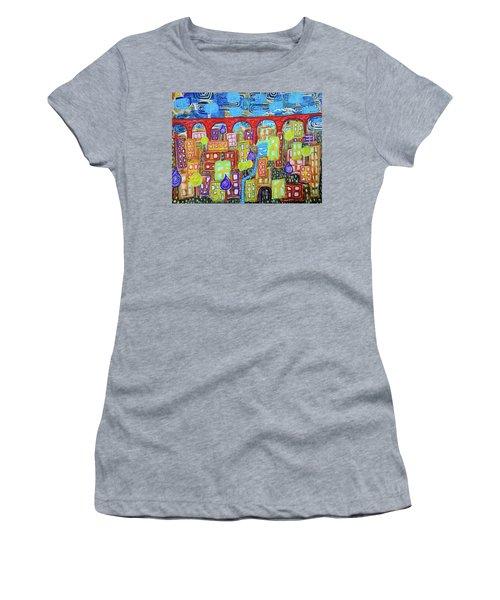 The Red Bridge Women's T-Shirt