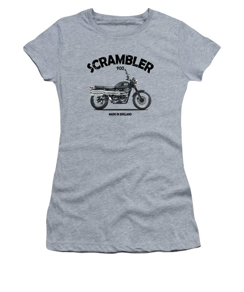 The Scrambler 900 Women's T-Shirt