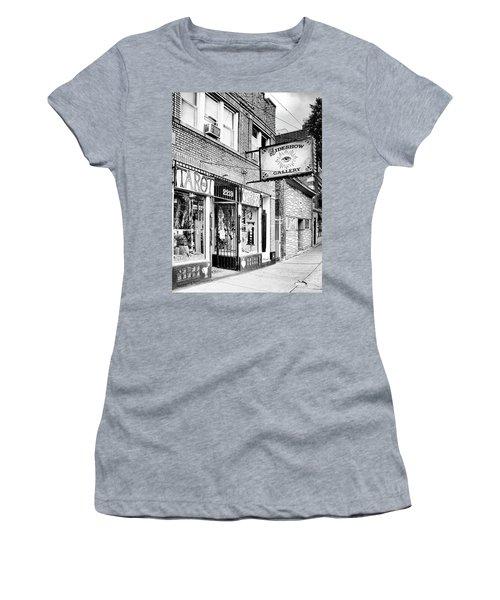 The Sideshow Mystery Bucktown Women's T-Shirt