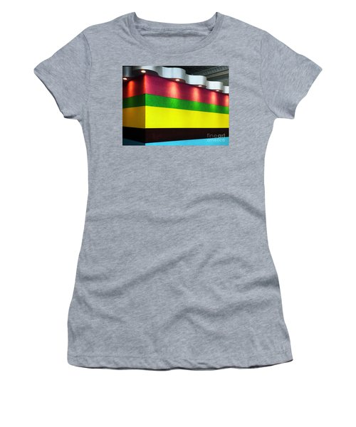 Women's T-Shirt featuring the photograph The Waiting Room by Rick Locke