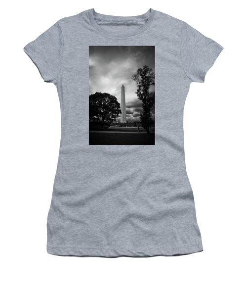 The Washington Monument Women's T-Shirt