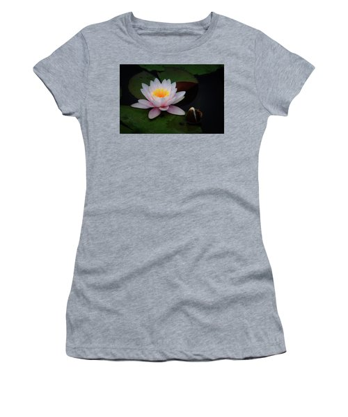 The Water Lily Women's T-Shirt