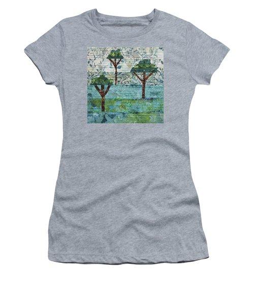 Three Trees Women's T-Shirt