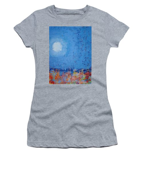 Tidepool Original Painting Sold Women's T-Shirt