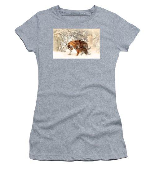 Tiger Family Women's T-Shirt