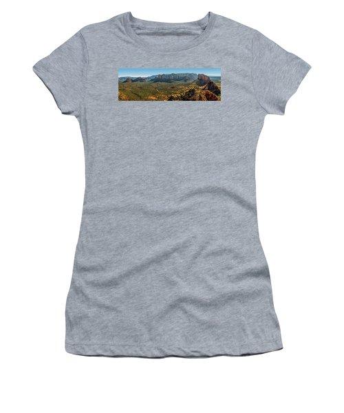 Transept Mountain 04 78 To 87 Women's T-Shirt