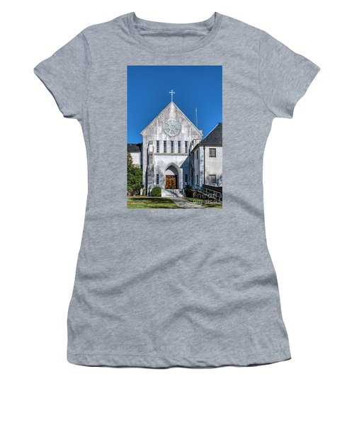 Trappist Monastery Of The Holy Spirit  Women's T-Shirt