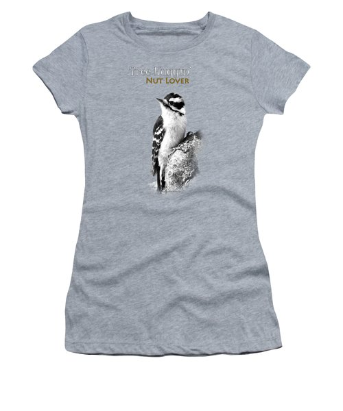 Tree Huggin' Nut Lover Women's T-Shirt