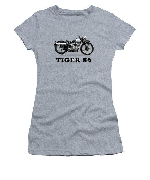 Triumph Tiger 80 - 1937 Women's T-Shirt
