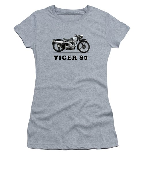 Triumph Tiger 80 - 1937 Women's T-Shirt