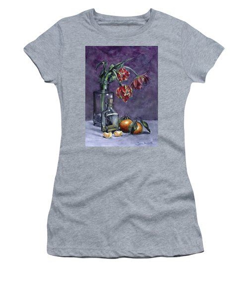 Tulips And Oranges Women's T-Shirt