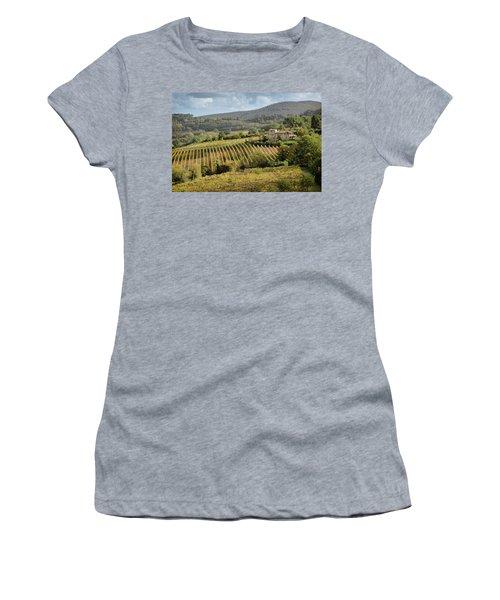 Tuscan Valley Women's T-Shirt