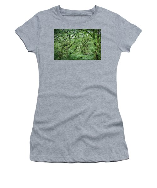 Twisted Forest Full Color Women's T-Shirt