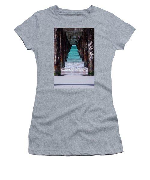 Under The Pier #3 Opf Women's T-Shirt