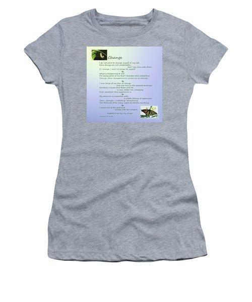Unexpected Change Women's T-Shirt