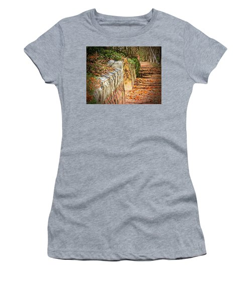 Women's T-Shirt (Athletic Fit) featuring the photograph Untitled #8 by Don Moore