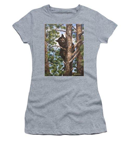 Up A Tree Women's T-Shirt