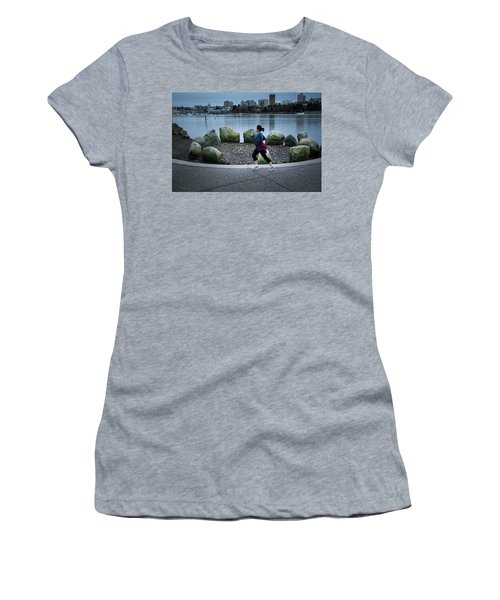 Vancouver Landscape Women's T-Shirt