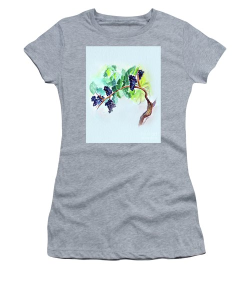 Vine And Branch Women's T-Shirt