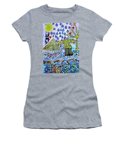 Walking On Water Women's T-Shirt