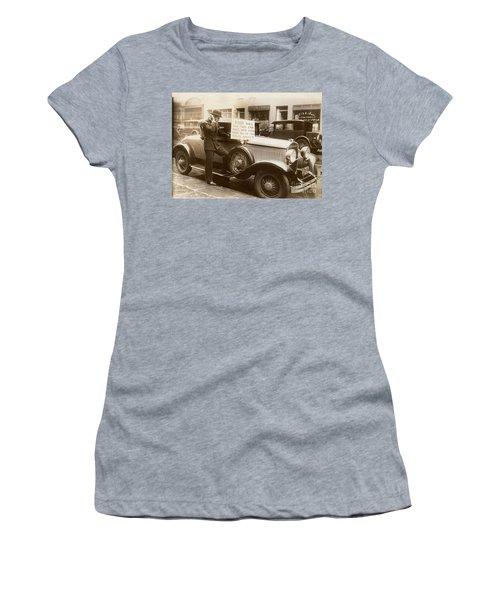 Wall Street Crash, 1929 Women's T-Shirt