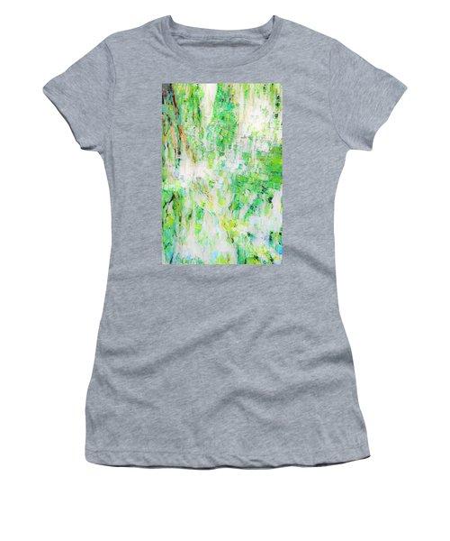 Water Colored  Women's T-Shirt