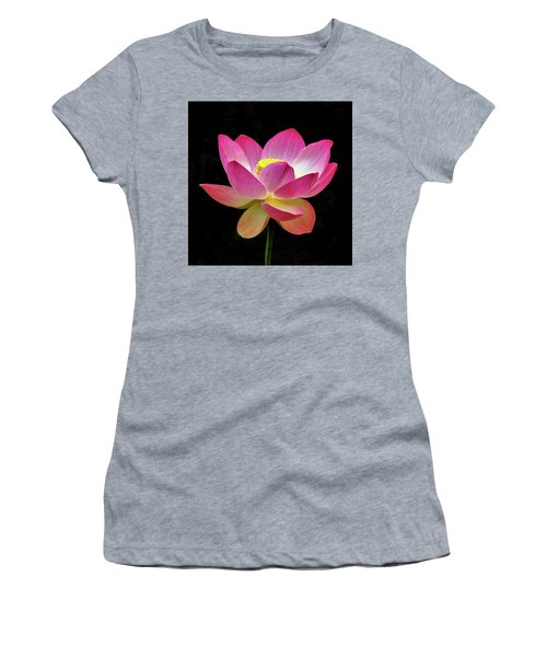 Water Lily In The Light Women's T-Shirt