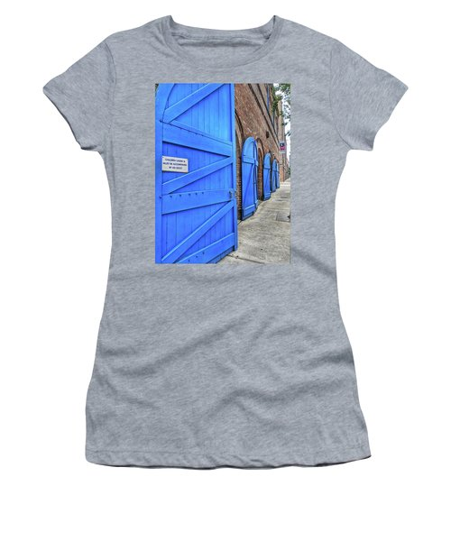 Which Blue Door Women's T-Shirt