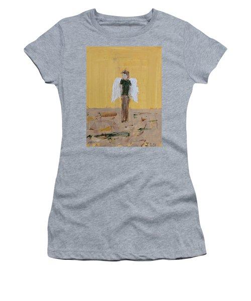 Whistling Angel Women's T-Shirt