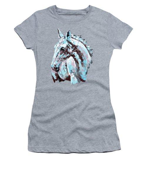 White Horse Women's T-Shirt